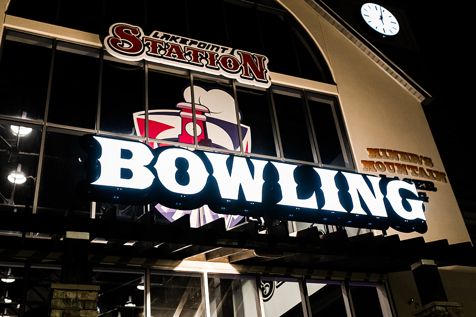Cartersville Bowling Alley